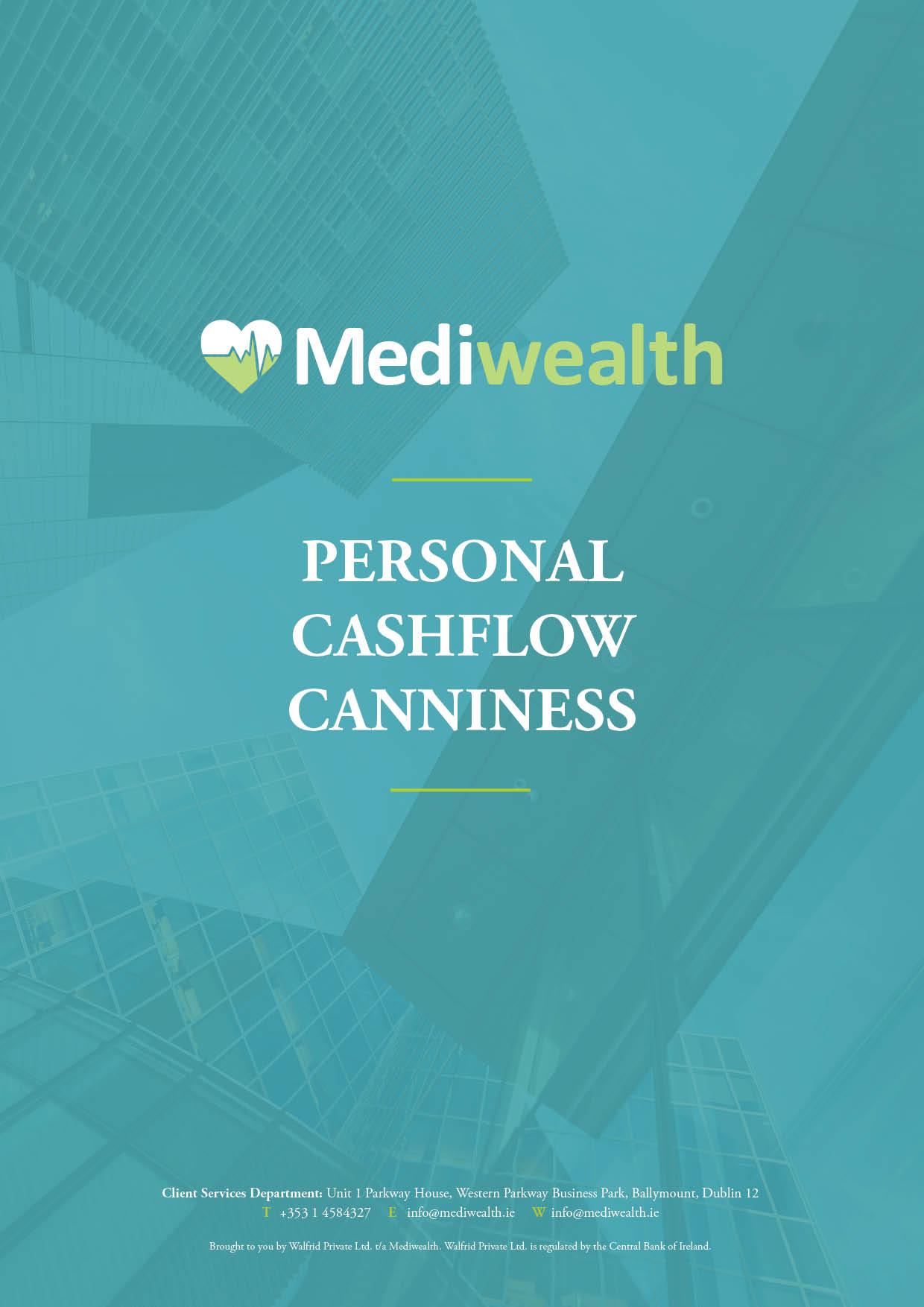 personal cashflow canniness mediwealth